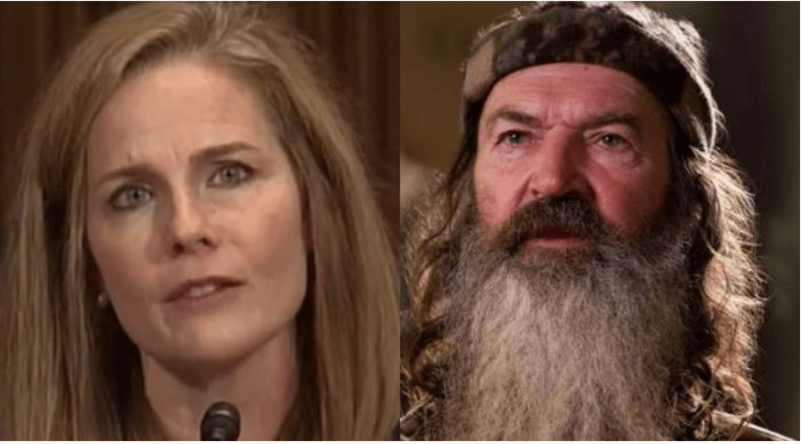 """""""Duck Dynasty"""" Star Phil Robertson Has a Dark and Dire Warning About the Upcoming SOTUS Nomination"""