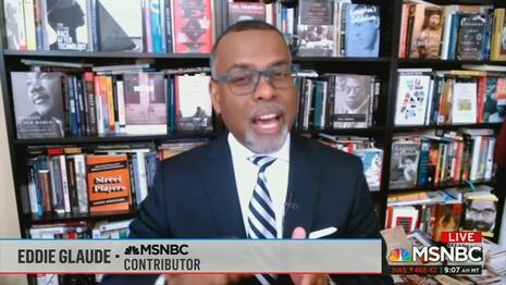 FRAUD: Eddie Glaude Says 'Law & Order' Is a Distraction, Makes Excuses for 'Urban Unrest'