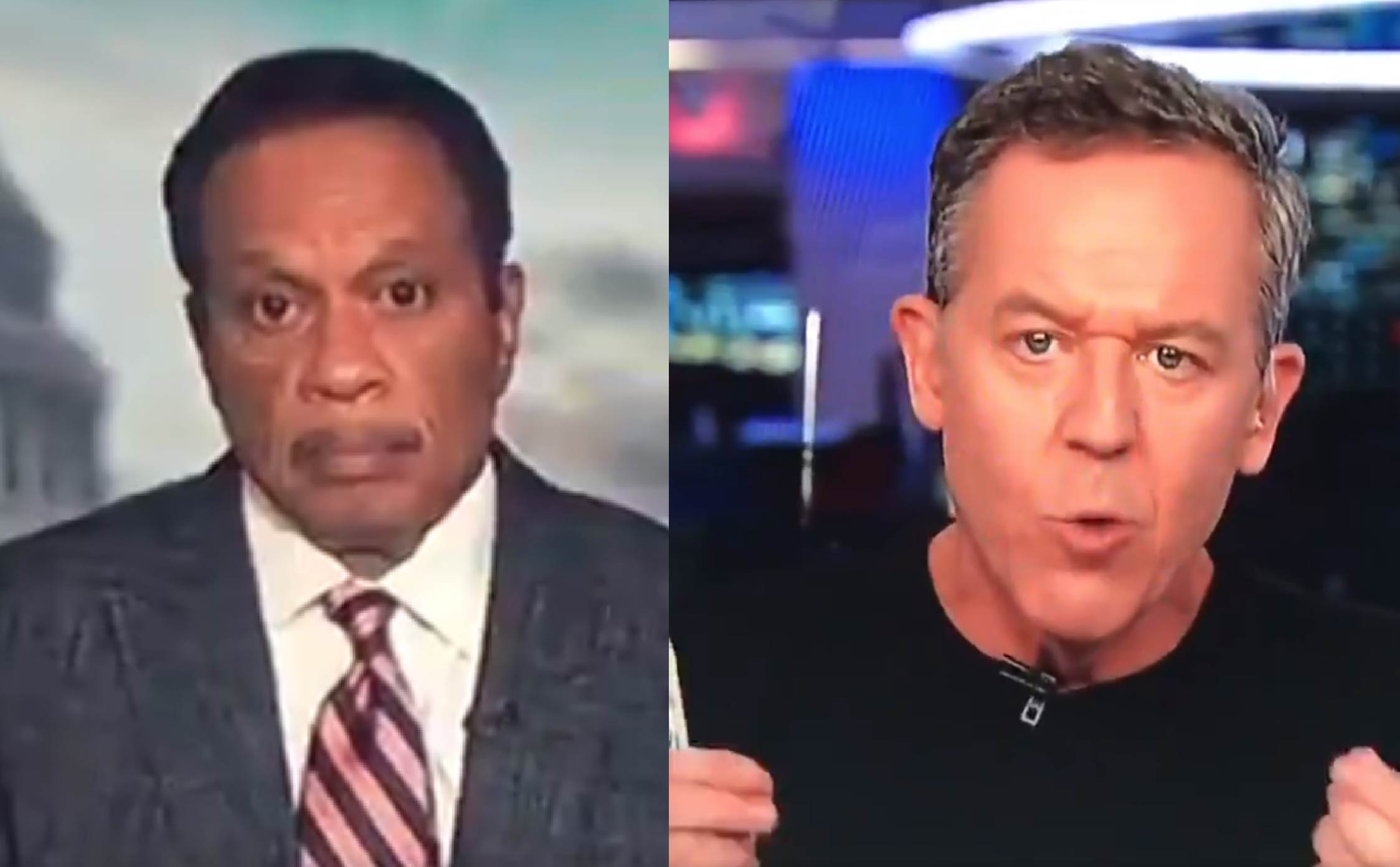 For the First Time Ever Juan Williams Sits in Silence as Greg Gutfeld Exposes the Timeline of Biden's Collapse