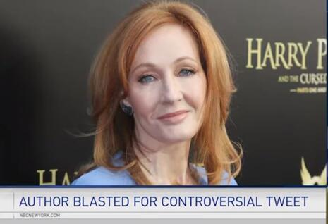 Harry Potter & the Illiberal Liberals: Rowling Returns Kennedy Award over Trans Tweets
