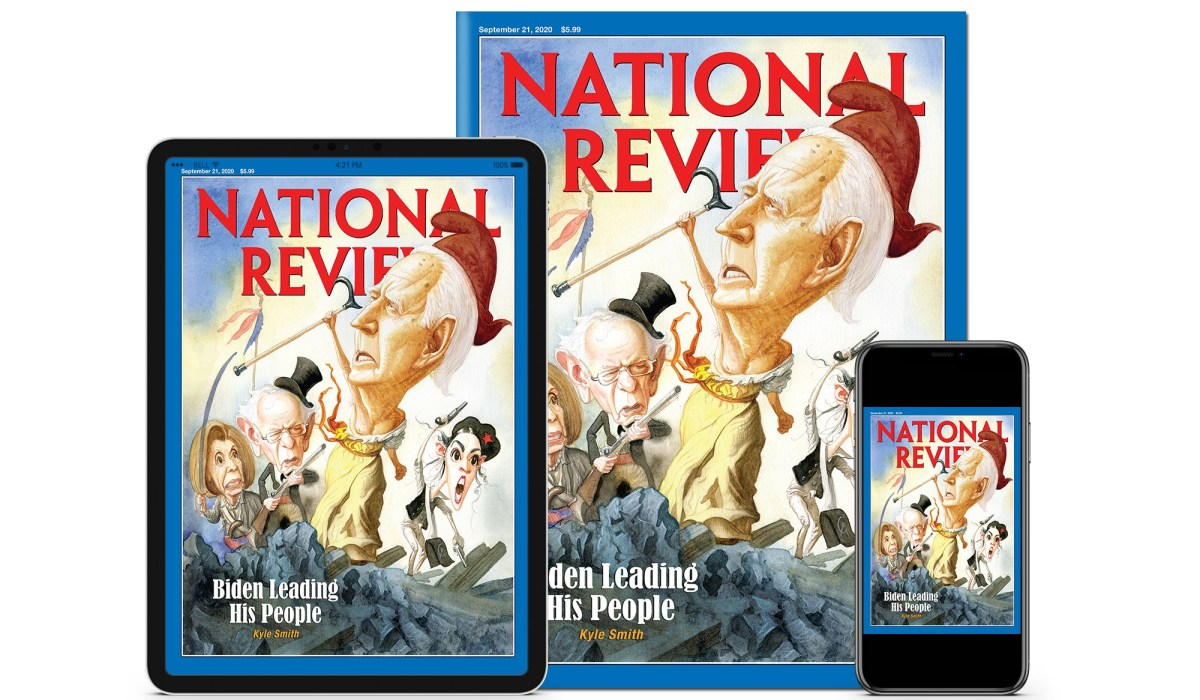 Inside the September 21, 2020, Issue of National Review