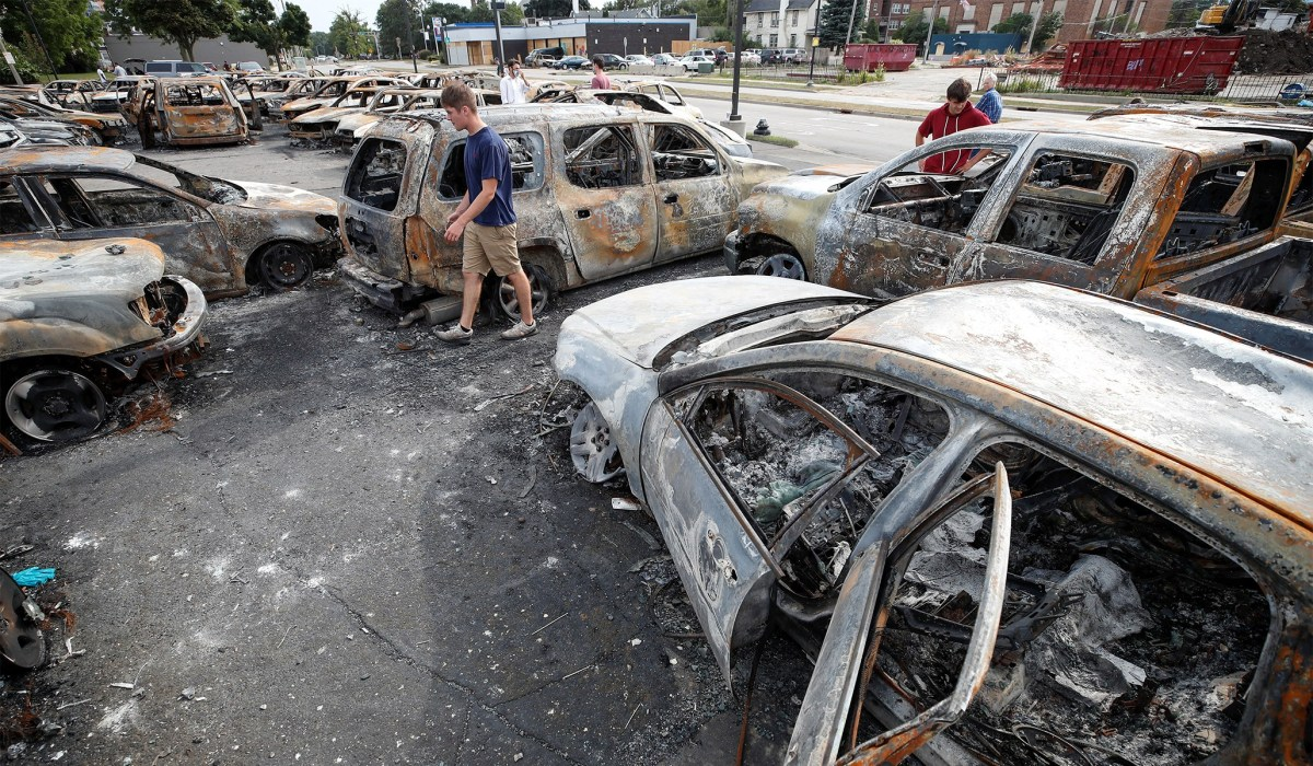Kenosha Riots: Rioters Have Caused Nearly $2 Million in Damage to City Property