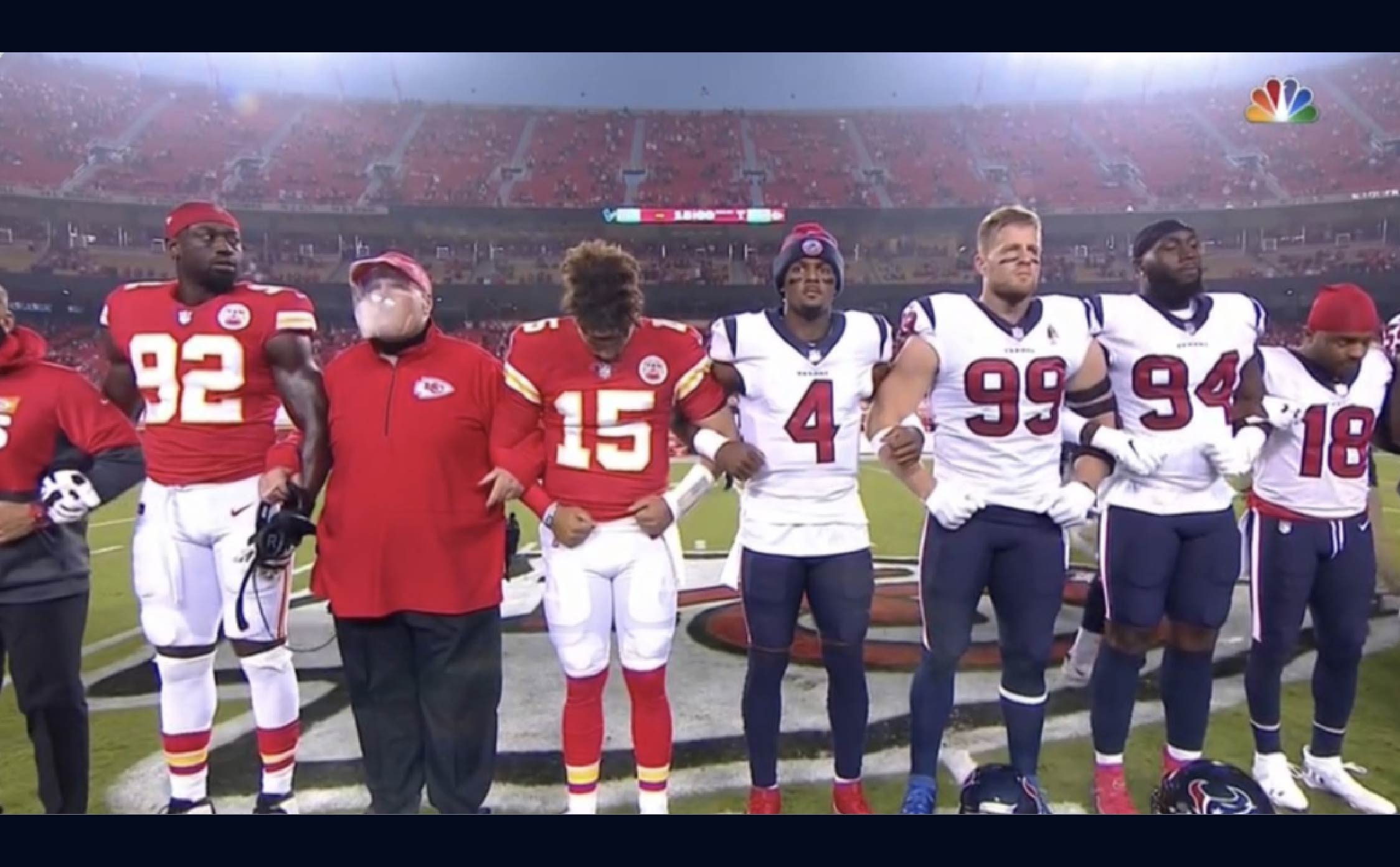"""Liberals Meltdown Over Fans Booing NFL """"Unity Moment"""""""