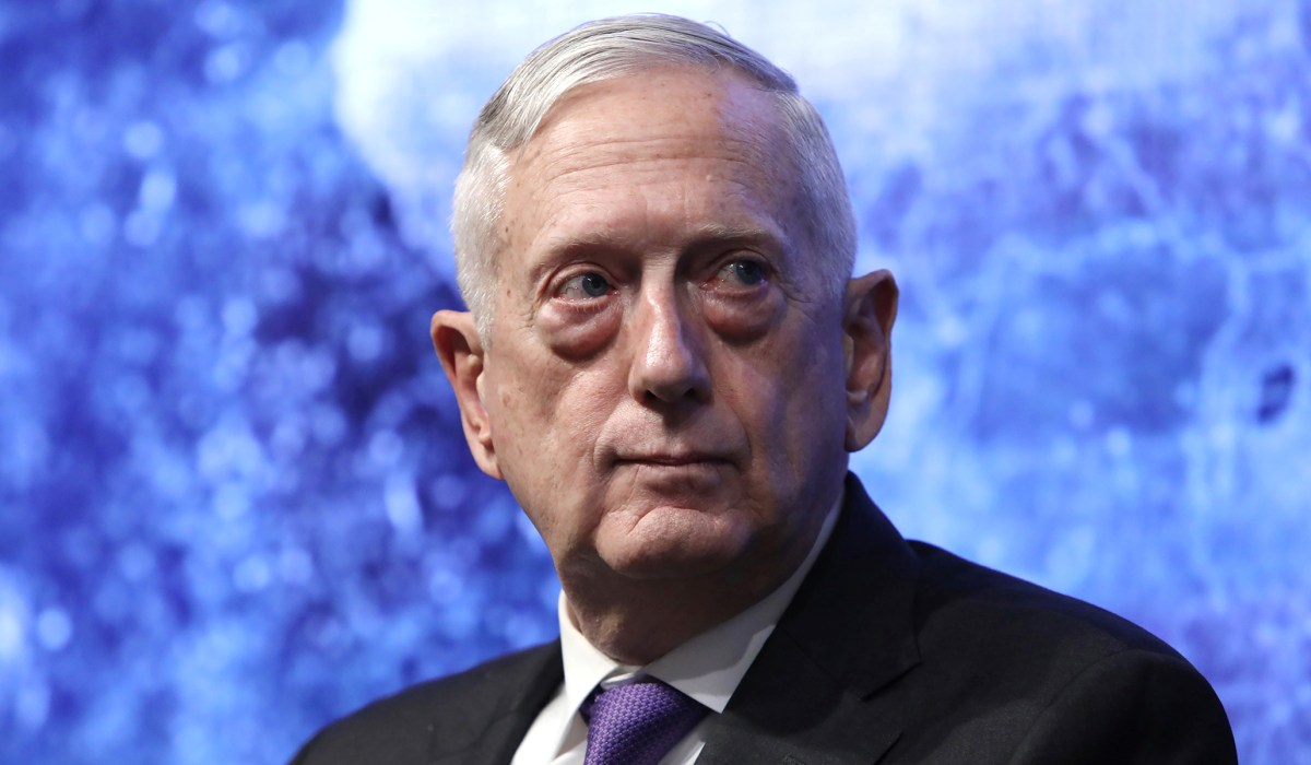 Mattis Said National Intelligence May Be Forced to Take 'Collective Action' against 'Unfit' Trump, According to New Woodward Book