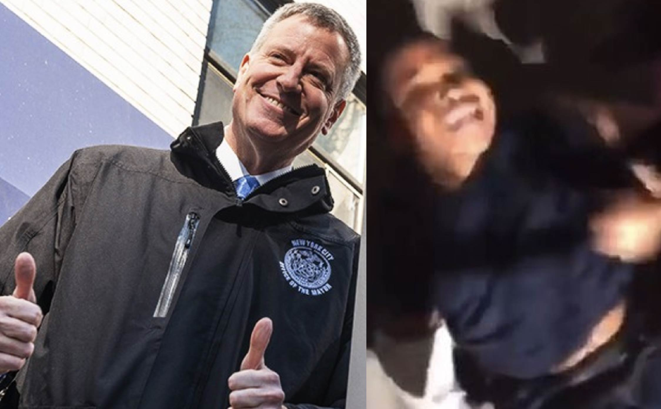 """Mayor de Blasio Praises """"Peaceful Weekend"""" in NYC, After 6 Year-Old Boy Was Shot at a Festival"""