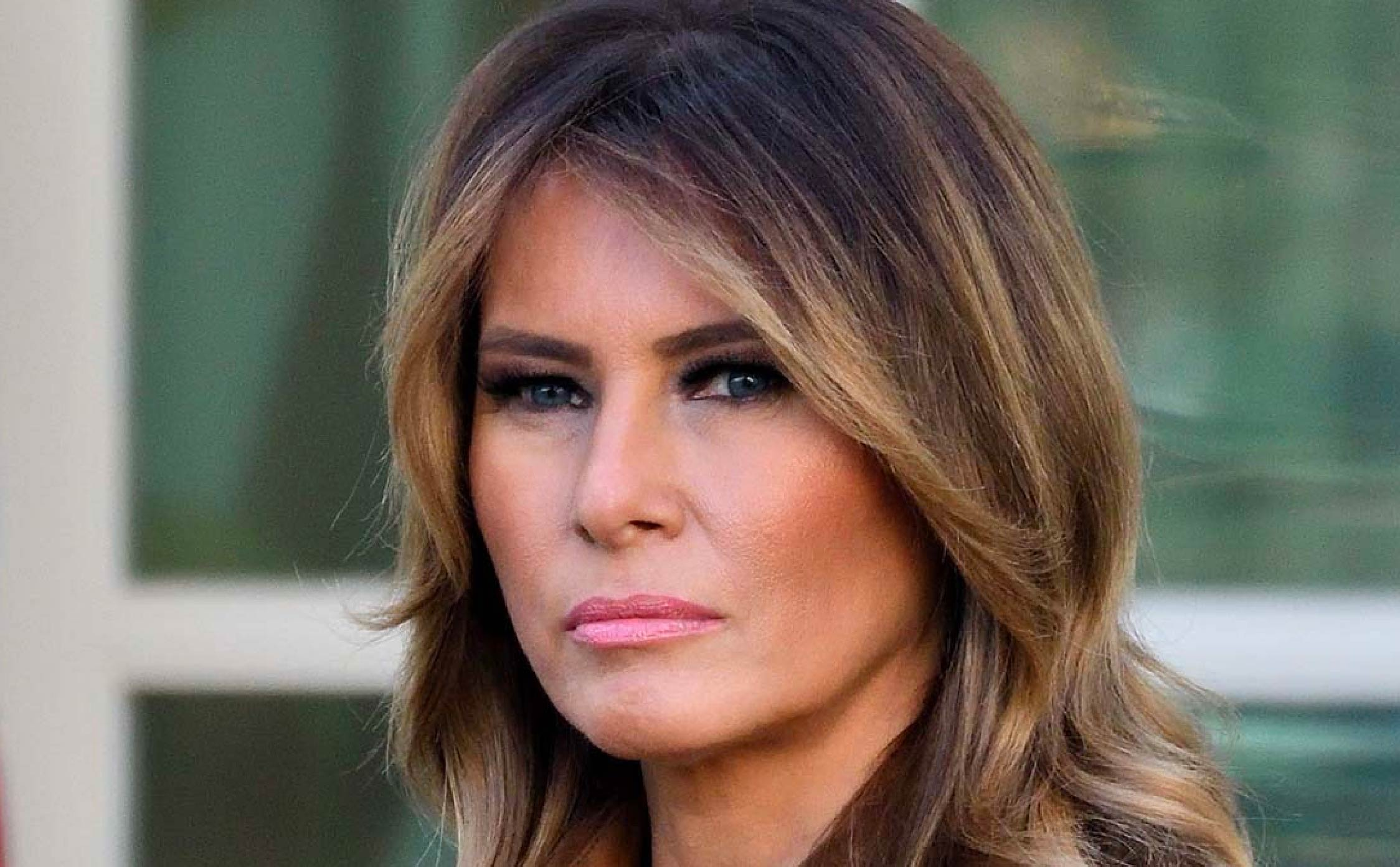 """Melania Trump Just Lambasted Liberal Media For their """"Fake"""" and """"Dangerous"""" Hit Piece Against Her Husband"""