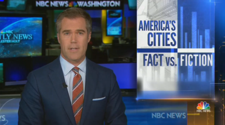 NBC Gets Humiliated By Botched Fact-Check of Dem City Crime