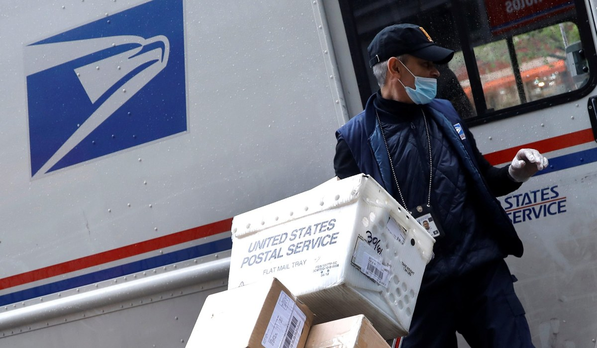 New York Attorney General Postal Service Lawsuit Mostly Junk