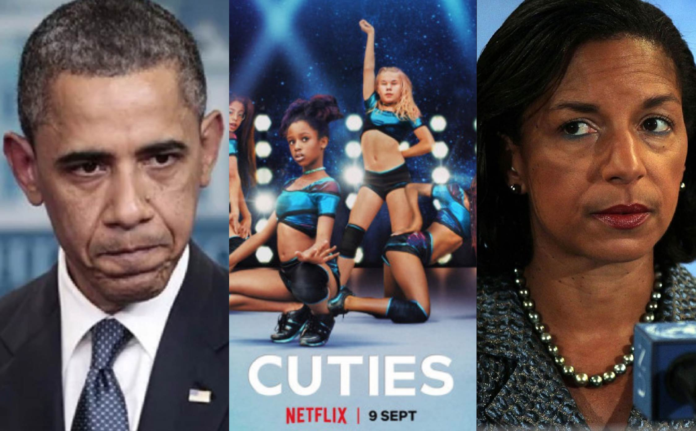 Obama's and Netflix Board Member Susan Rice Remain Silent on 'Cuties' Scandal