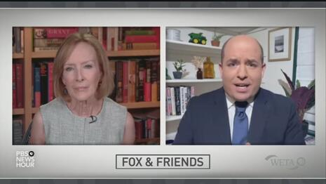 PBS Host Asks Stelter If He'd Work at Fox? Only If It's an Hour 'All About Fact-Checking'