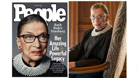 PEOPLE Oozes for RBG: 'Supreme Court's First Bona Fide Rock Star'
