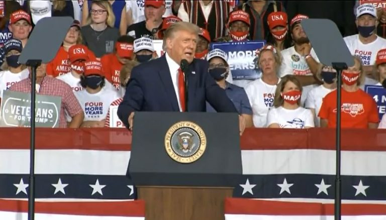 President Trump To Announce Supreme Court Decision Saturday. Dems Try To Block