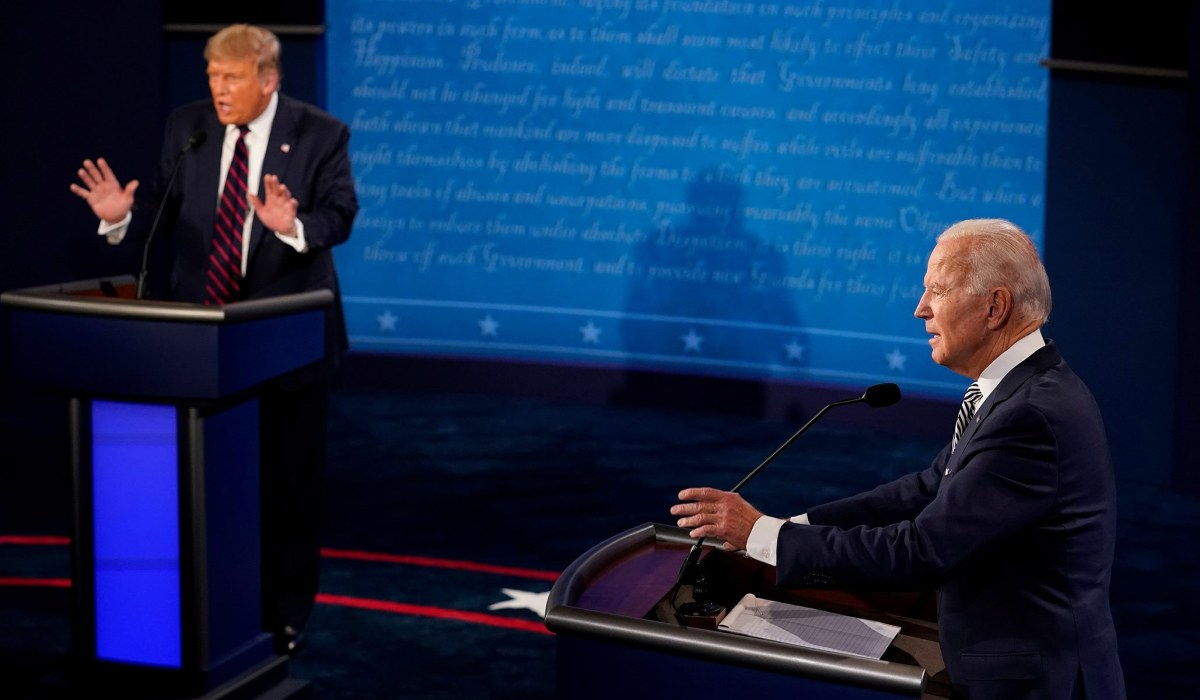 Presidential Debate: Trump's Performance Wasn't Enough
