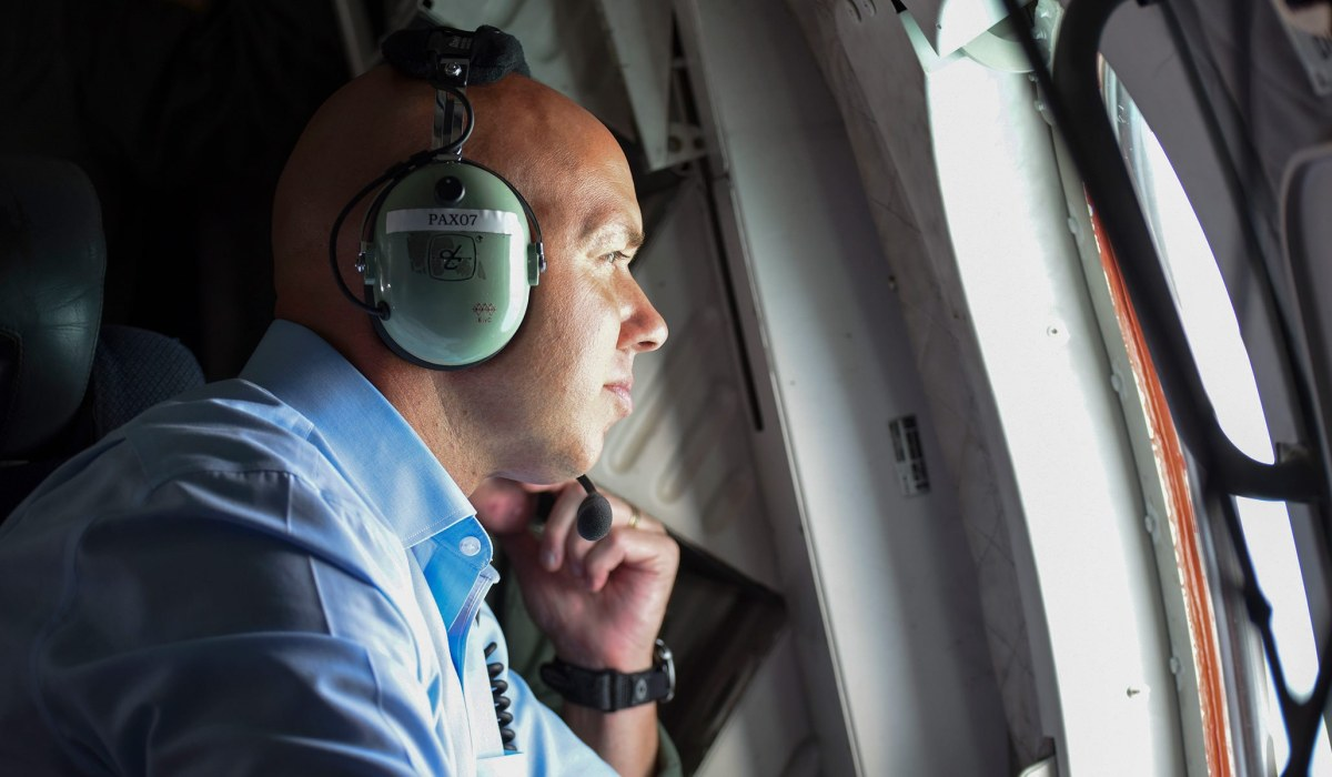 Rep. Brian Mast: Reflections on Journey from Injured Soldier to Lawmaker