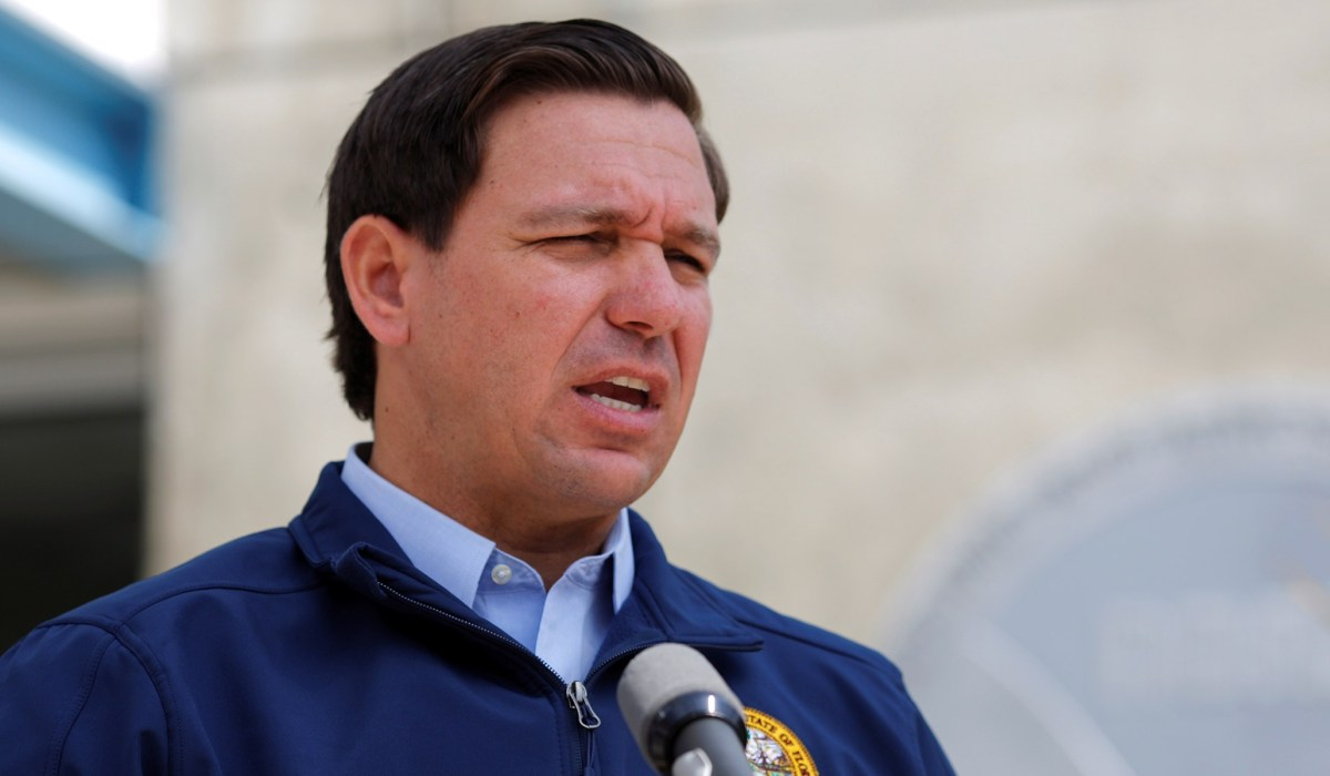 Ron DeSantis Lifts Statewide COVID Restrictions in Bid to Completely Open Florida Economy