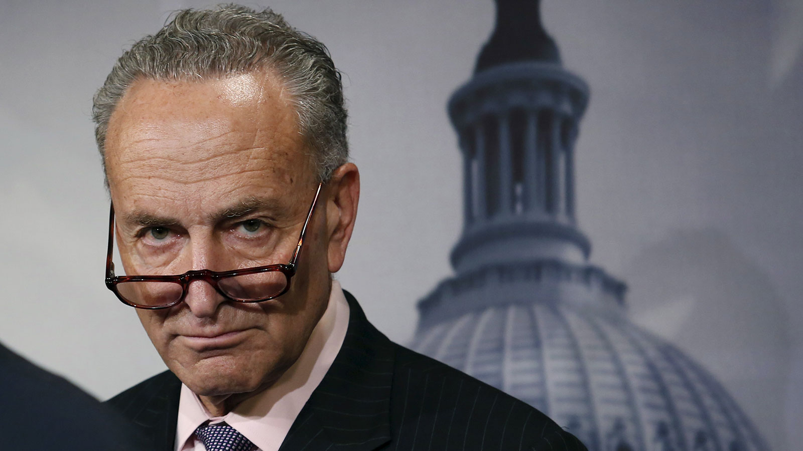 Rubio Says Schumer Threw 'Temper Tantrum' To Block Intel Briefing On Election Interference