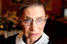 Ruth Bader Ginsburg – The Fanatical Hagiography of the Political Leftists