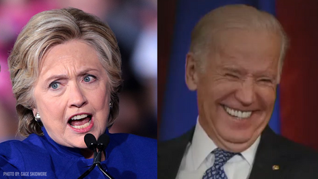 STUDY: Media Boost Biden With Softer Coverage than Clinton in '16