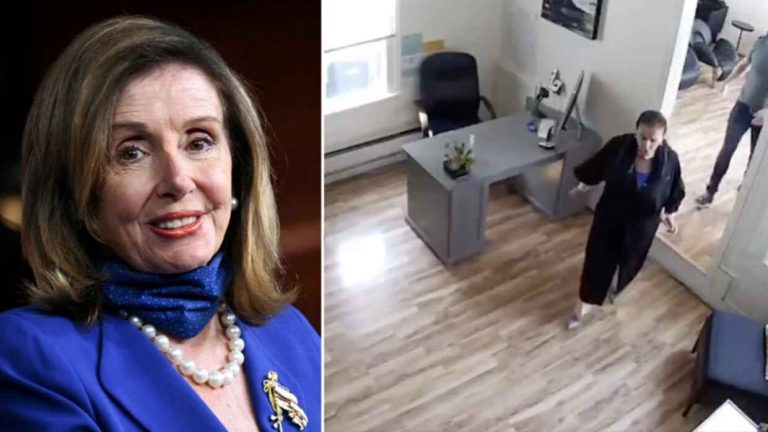 San Francisco Mayor Blames Trump for Pelosi Salon Incident