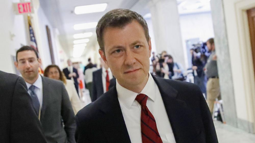 Strzok Reveals What He Told Mueller About Trump-Russia Collusion