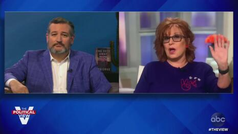 Ted Cruz Triggers Joy Behar by Bringing Up Cuomo's Disastrous Nursing Home Policy