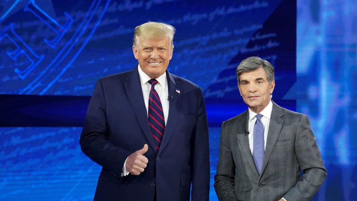 The Best and Worst of ABC New's Town Hall with Trump