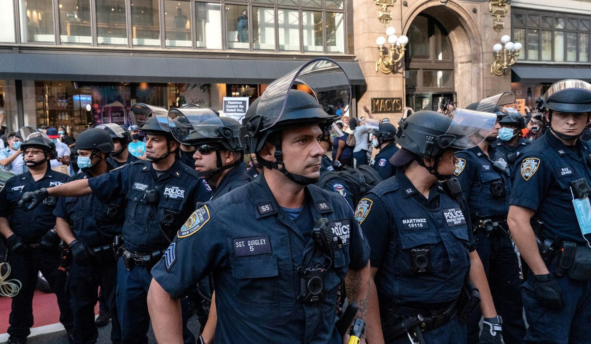 The Coming Police Crisis   National Review