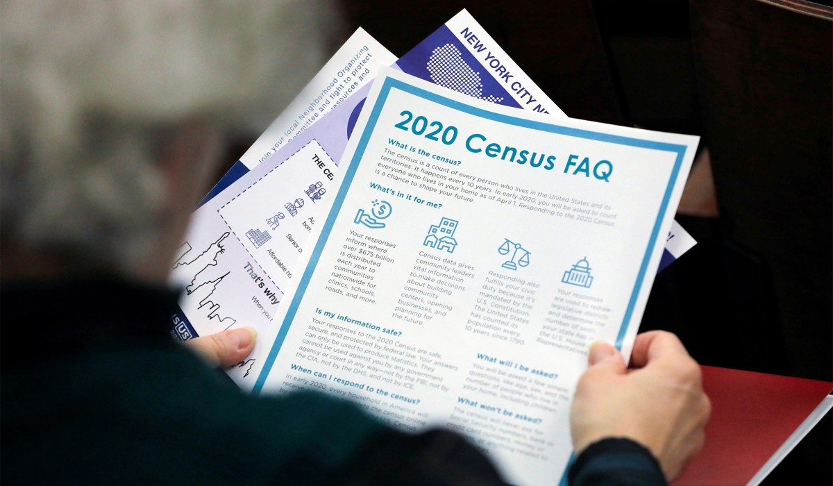 Trump & Census: Federal Court Blocks Order to Exclude Illegal Immigrants from Census