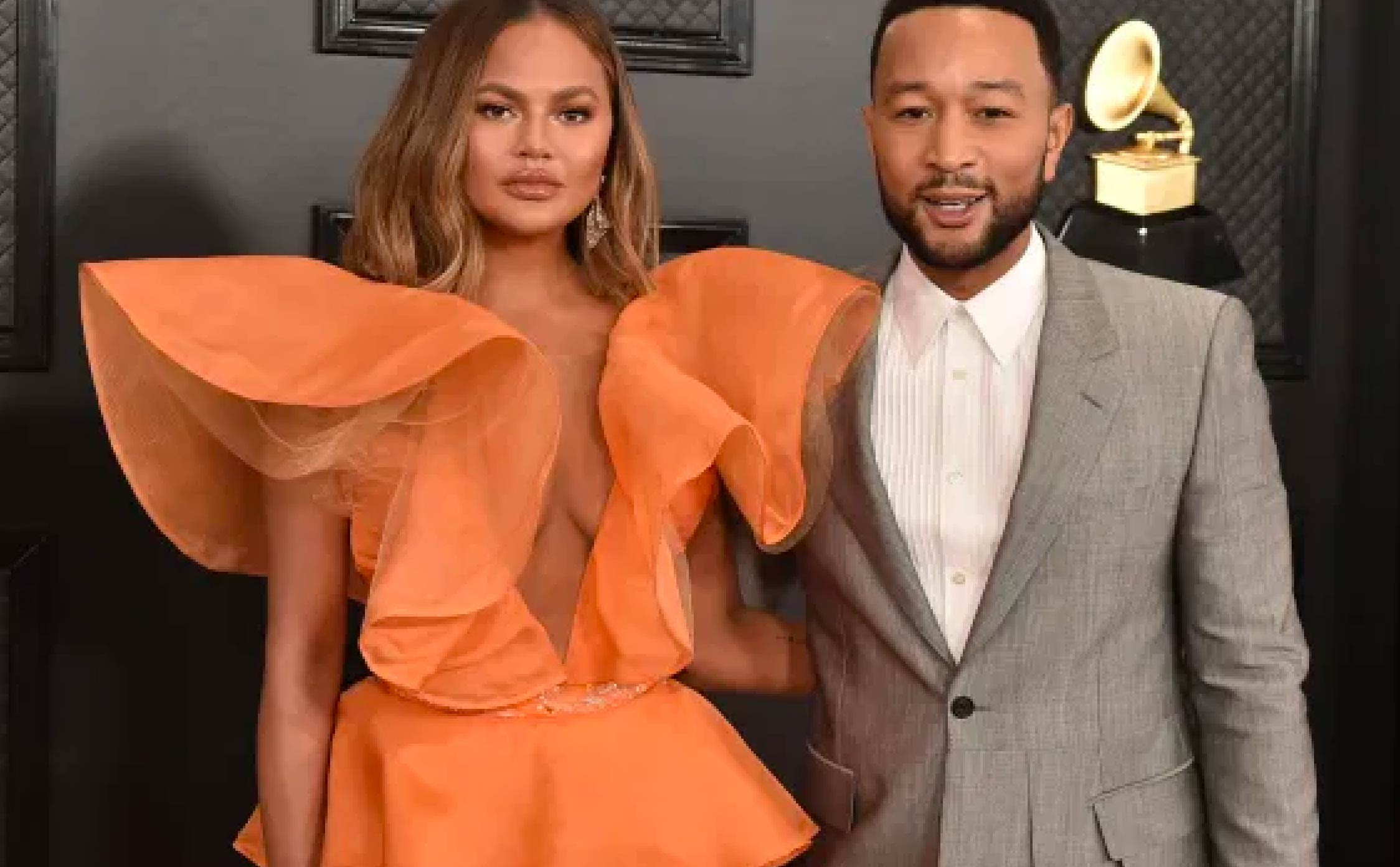Trump-Haters John Legend and Chrissy Teigen Already Hinting They're Leaving the U.S. if Trump Wins Reelection