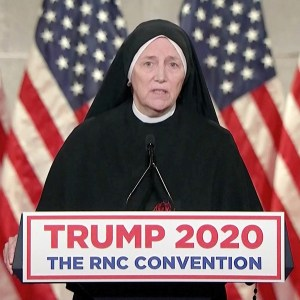 Trump & Sr. Deirdre Byrne: Religious Sister Speaks at Republican National Convention