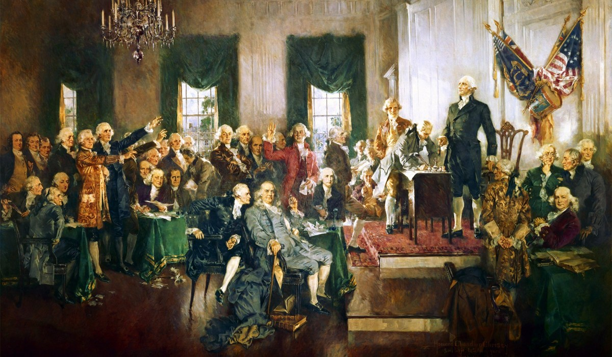 U.S. Constitution Shows Importance of Writing Rules Down