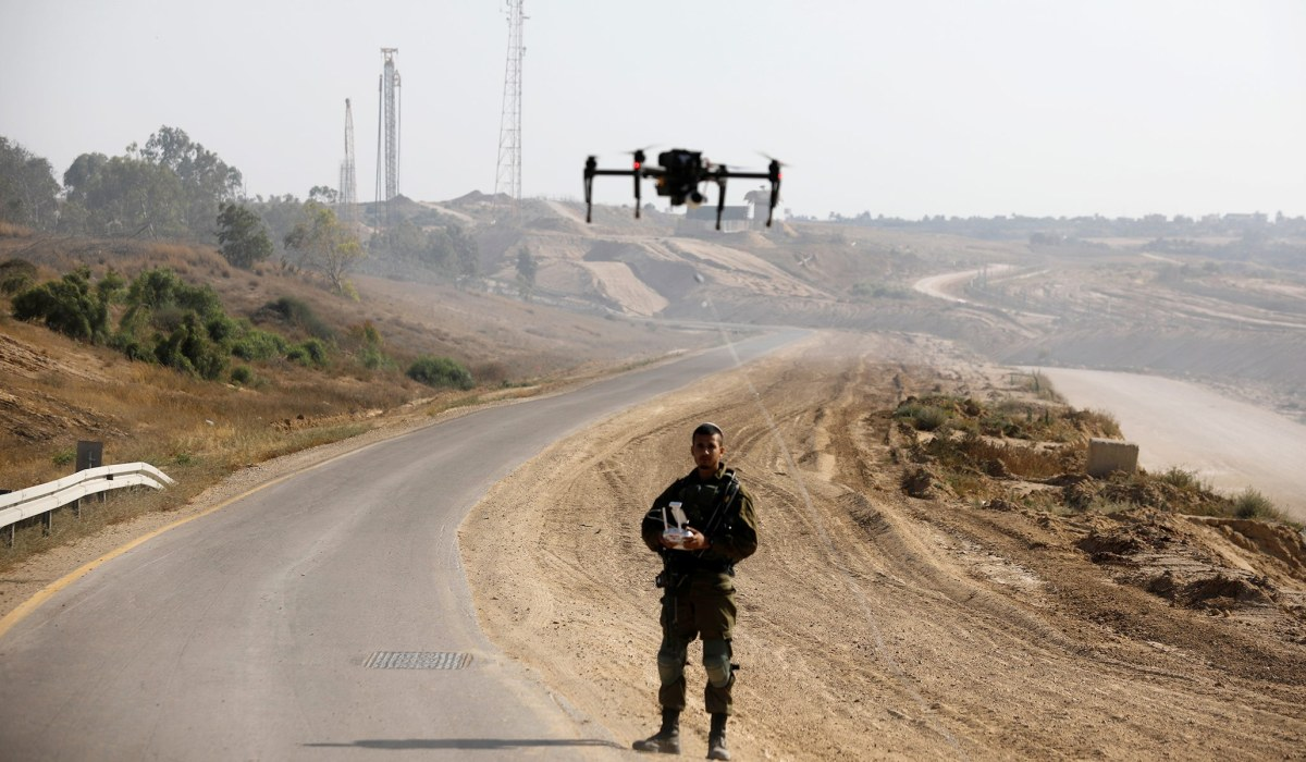 U.S. & Israel Military Drone Cooperation Could Revolutionize Battlefield