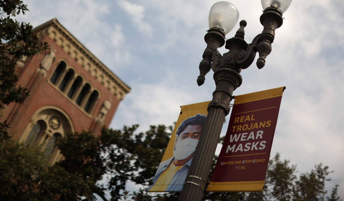 USC Professor Placed On Leave after Using Chinese Word That Sounds Like Racial Slur