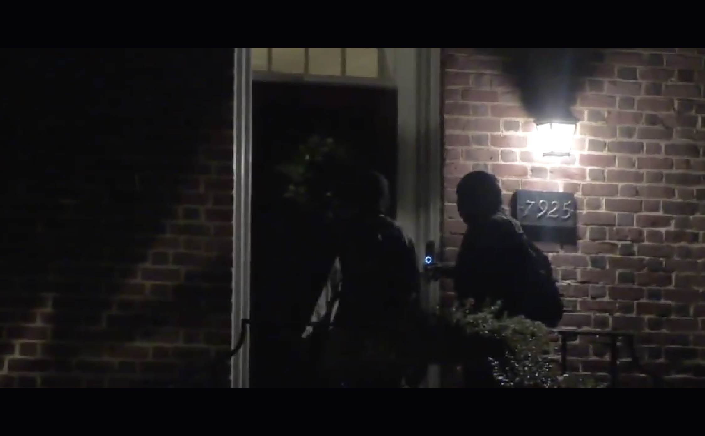 [VIDEO] BLM Activists March Into DC Neighborhood and Start Banging on Random People's Doors in the Middle of the Night