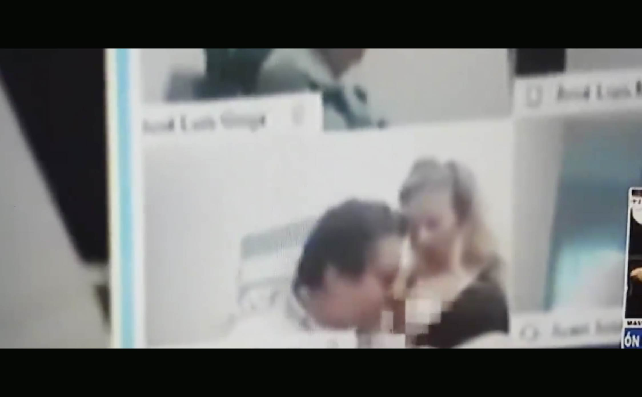 [VIDEO] Married Lawmaker Resigns After He's Busted Exposing and Kissing Mistress's Breast Online During Virtual Session