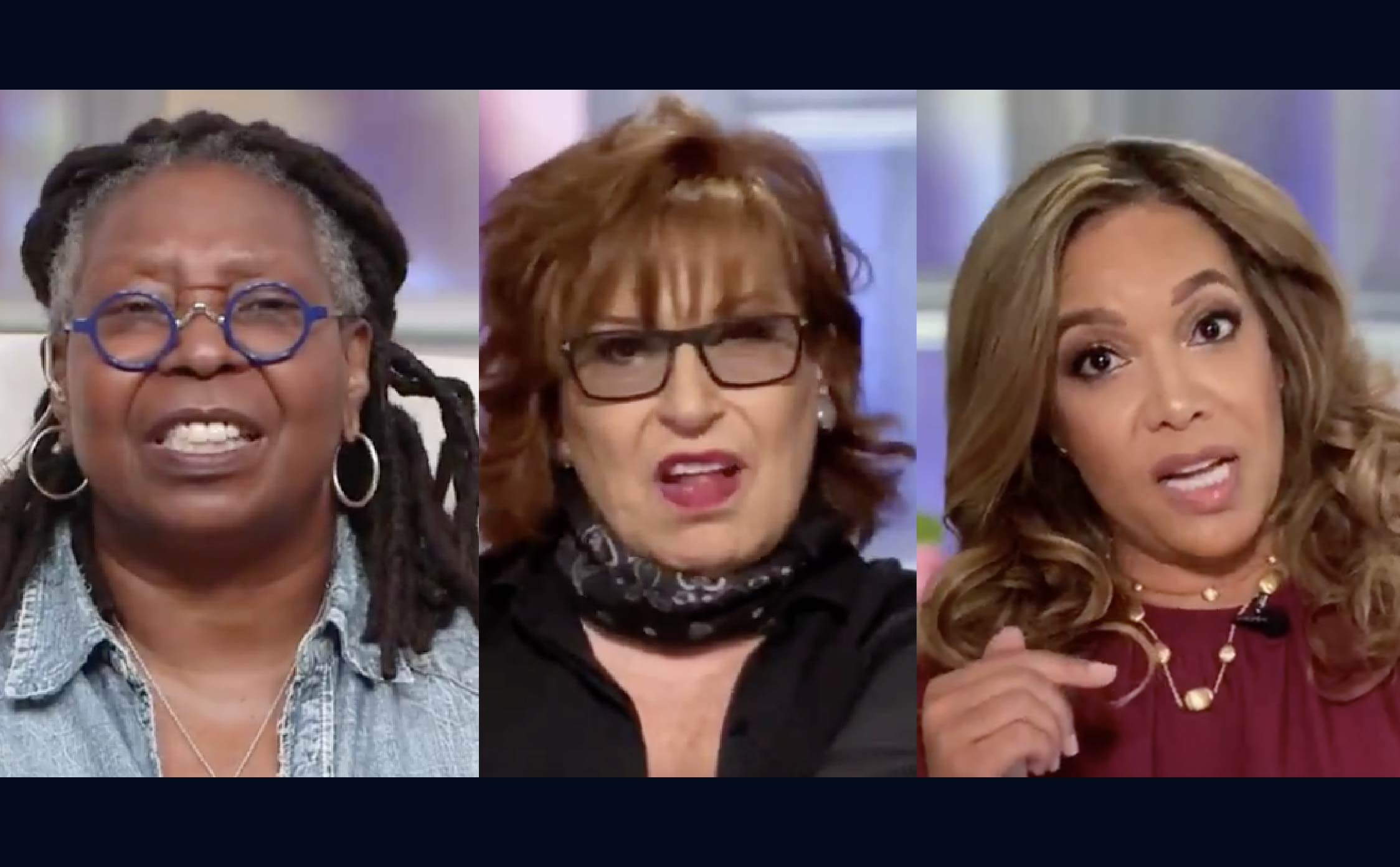 """[VIDEO] The Ladies of """"The View"""" Are in Full-Blown Panic Mode Over Trump's Rise in Polls"""