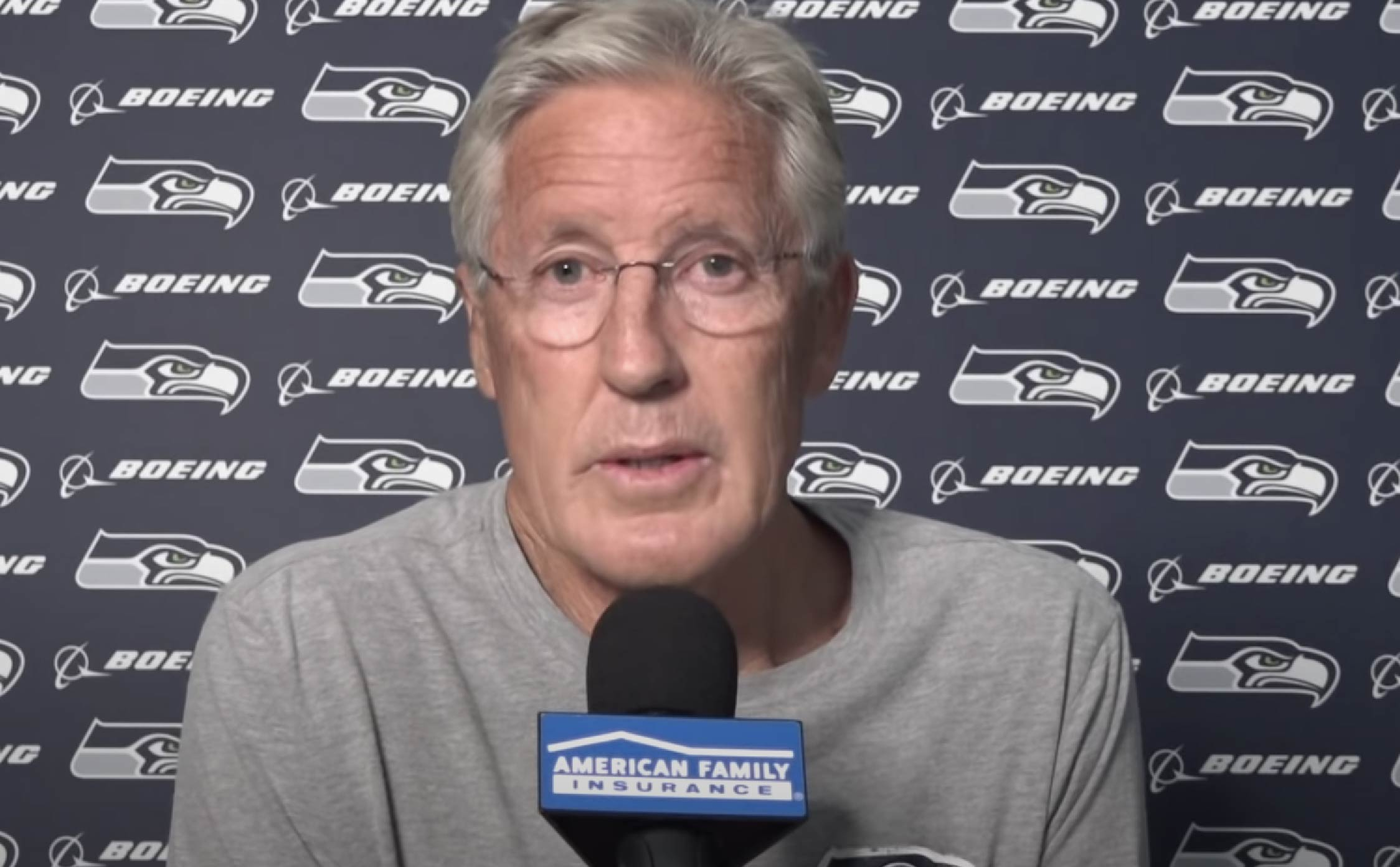[VIDEO] Wealthy White Seattle Seahawks Head Coach is Fed Up With Rich, Dumb, Racist White People