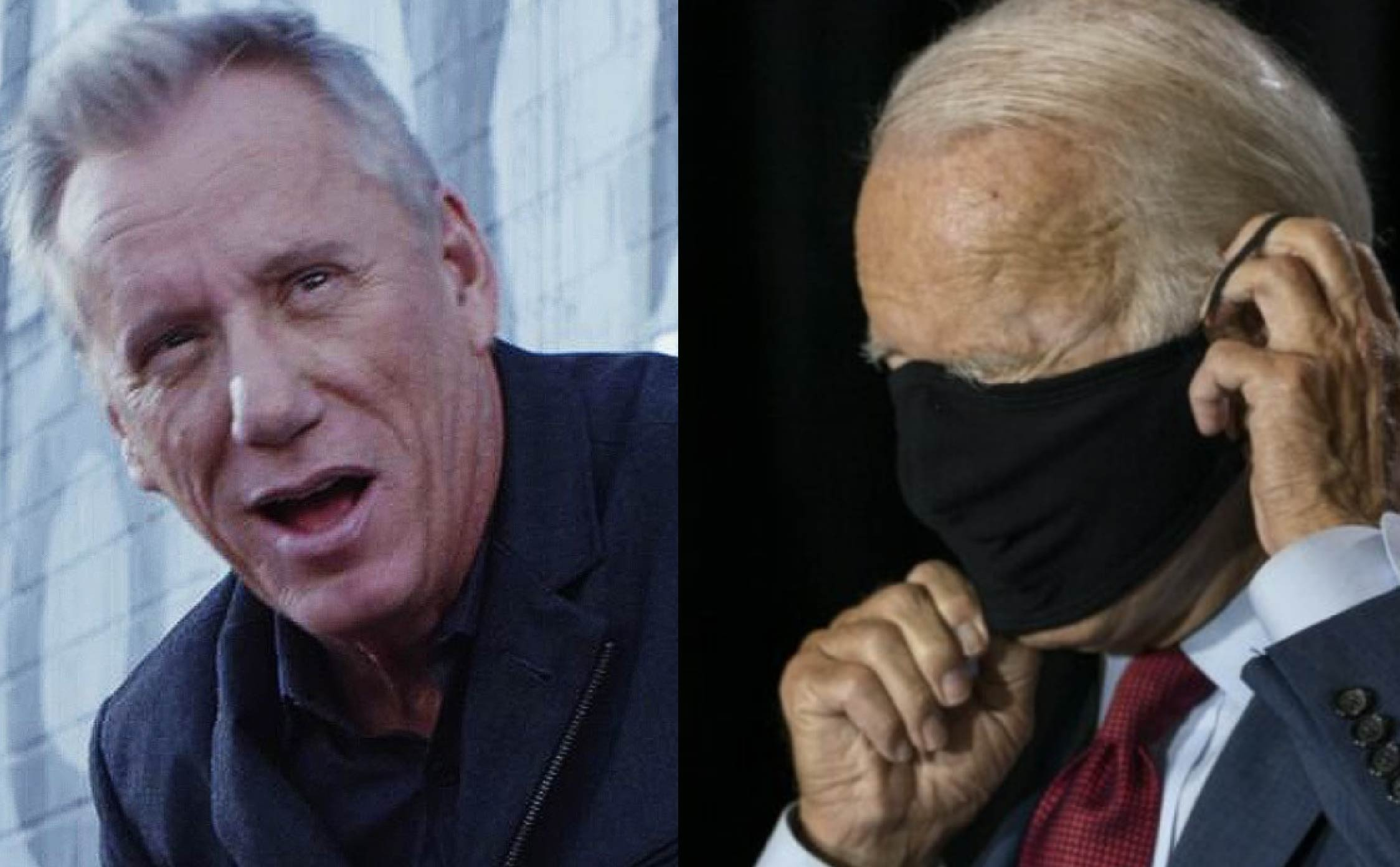"""[VIDEO] """"What in God's Name is He Talking About?"""" James Woods Struggles to Understand Biden's Latest Confusing Comments"""