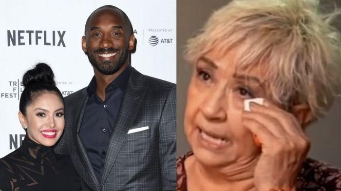 Vanessa Bryant's Mother Says Her Daughter Kicked Her Out of the House One Month After Kobe Died