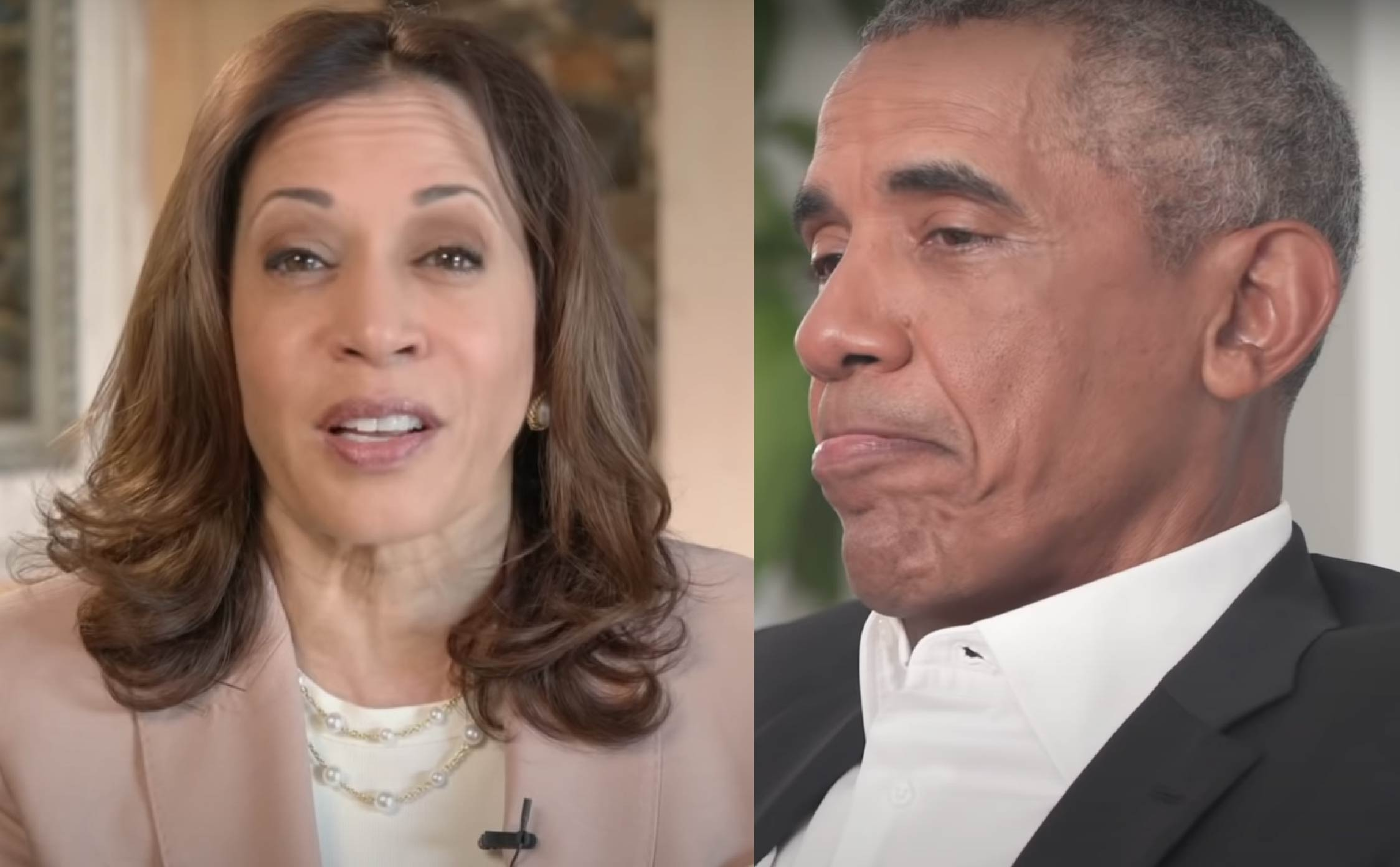[WATCH] Kamala and Barack's Latest Pandering Video is Proof Dems Have Hit Rock Bottom