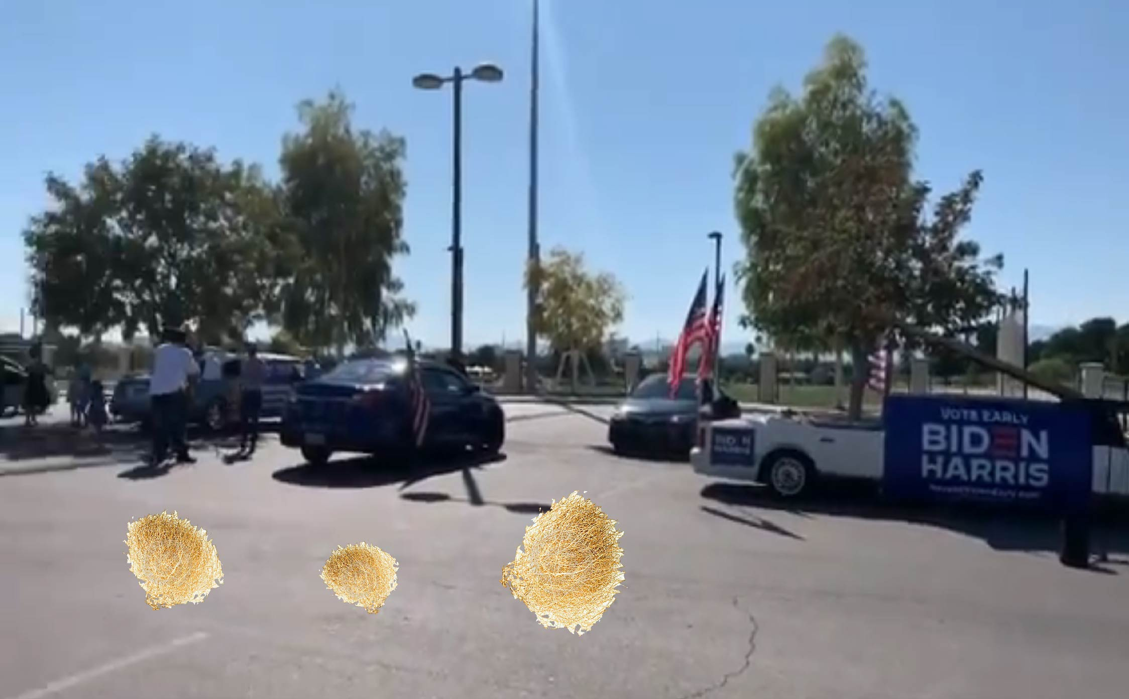 [WATCH] This 'Latino's For Biden' Car Parade in Vegas is the Saddest Thing You'll Ever See