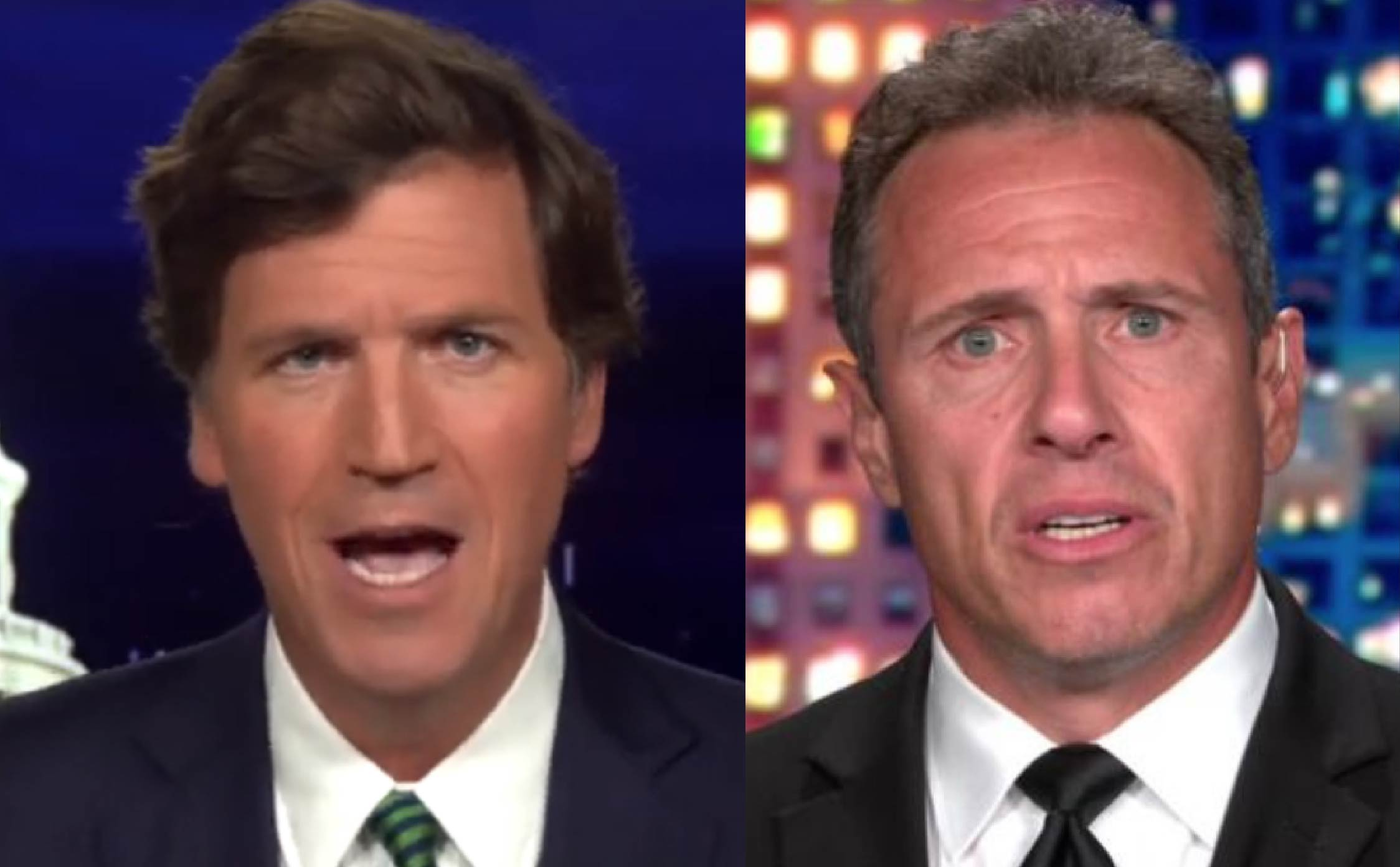 [WATCH] Tucker Drops Another Video That Exposes Cuomo's Shocking Involvement in Stormy Daniels Saga