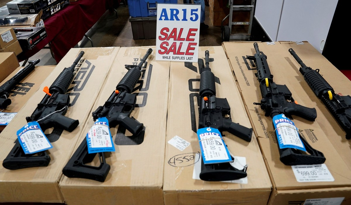 AR-15: This Is What the Founders Wanted