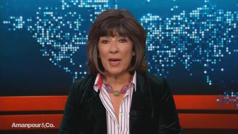 Amanpour Frets ACB Will Bring 'Setbacks on Women's Rights' to Supreme Court