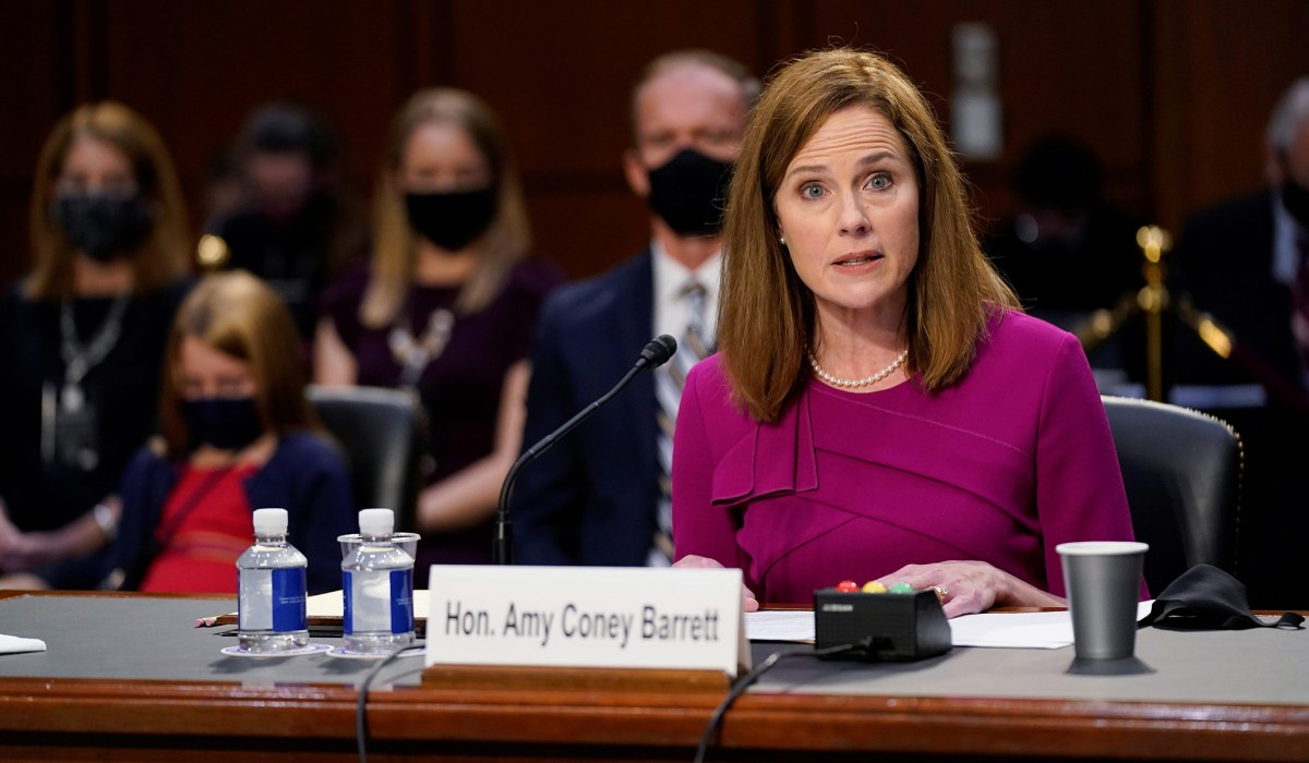 Amy Coney Barrett Hearings: Democrat Attacks Contrast with Cordial Treatment of Ruth Bader Ginsburg
