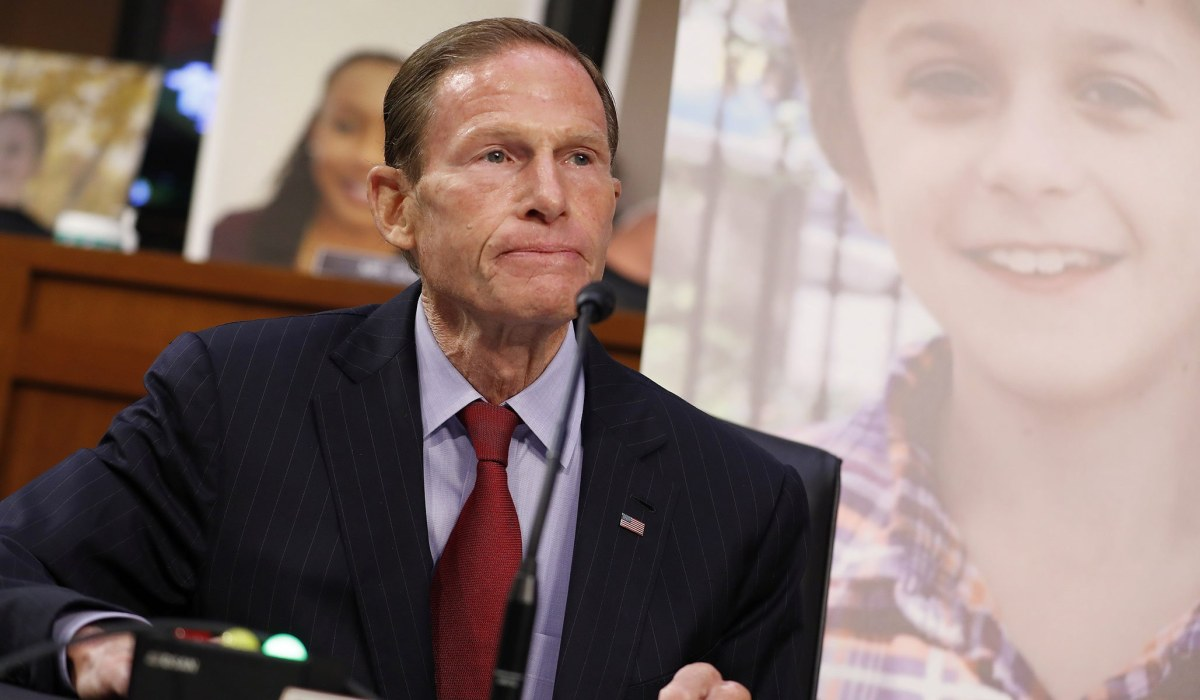 Amy Coney Barrett Hearings: Richard Blumenthal Lied about 'Radical' Quote