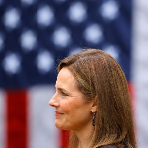 Amy Coney Barrett Participated in a 'Mock Court' on the Obamacare Case