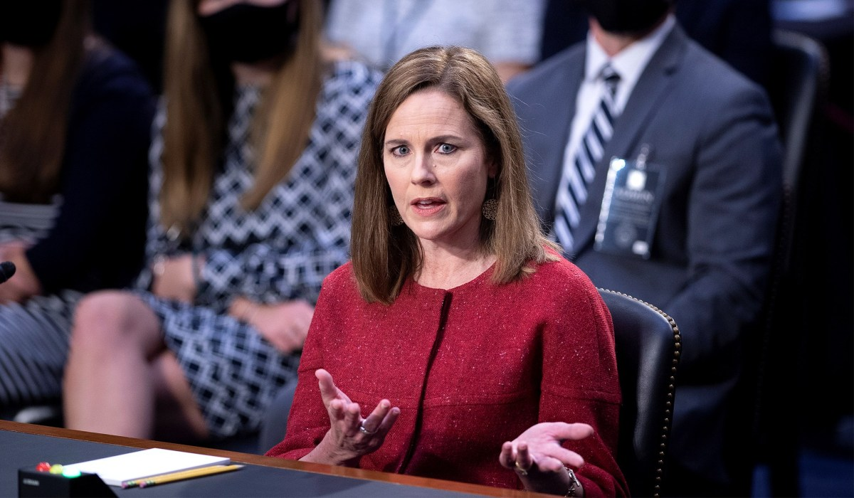 Amy Coney Barrett & Slate's Dahlia Lithwick -- Another Incoherent Critique