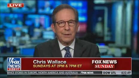 Angered Americans Stepped in Chris Wallace's 'Beautiful Cake'