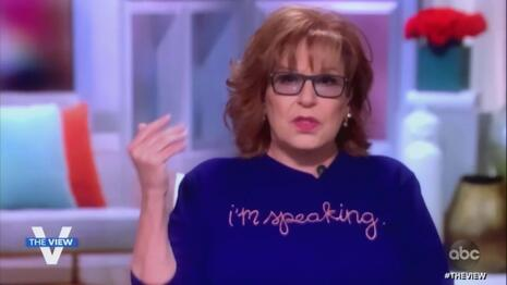 Behar Freaks Out Over Barrett: Republicans In a 'White Male Panic' With 'Reactionary Rush Limbaugh Ideas'
